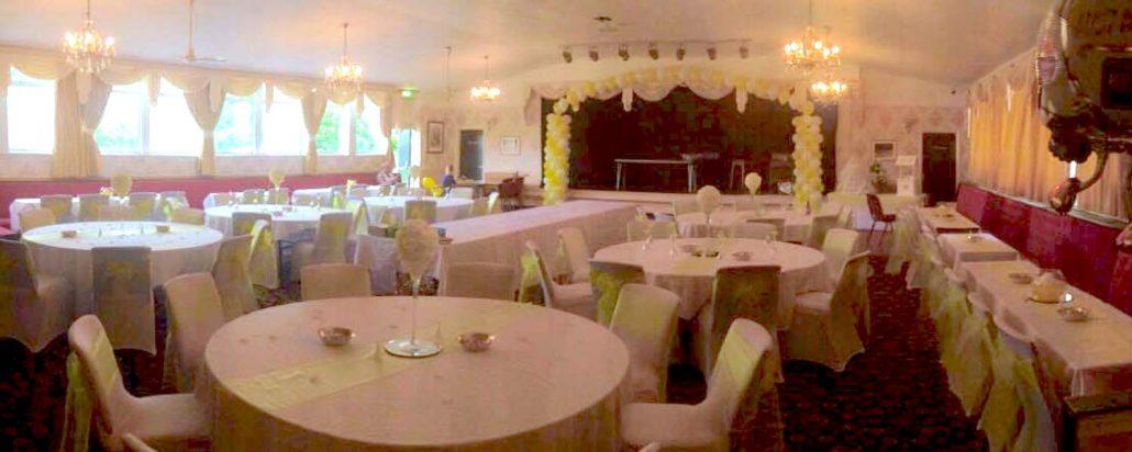 Coven and Wolverhampton wedding decor services