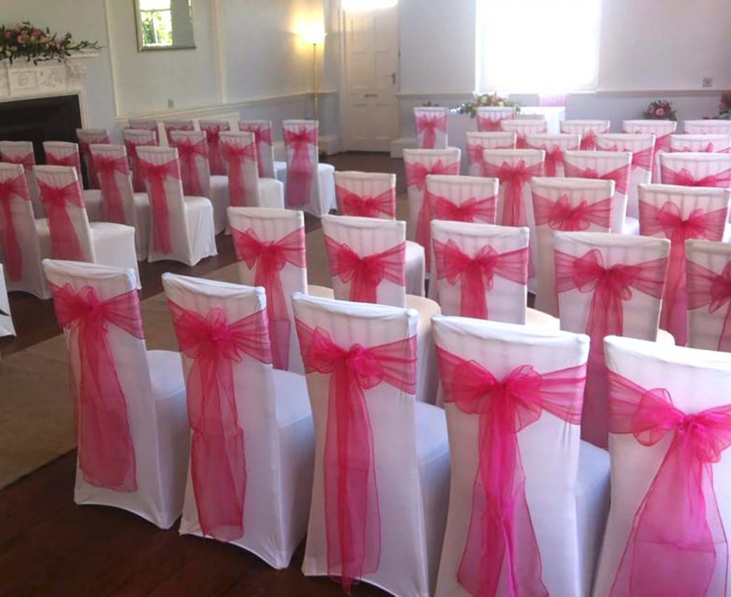 Wedding venue decor services in Tamworth and near me