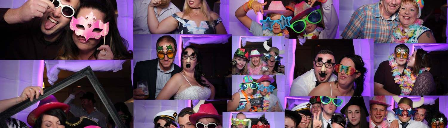 hire a photo booth for wedding and parties from Sians Special Occasions