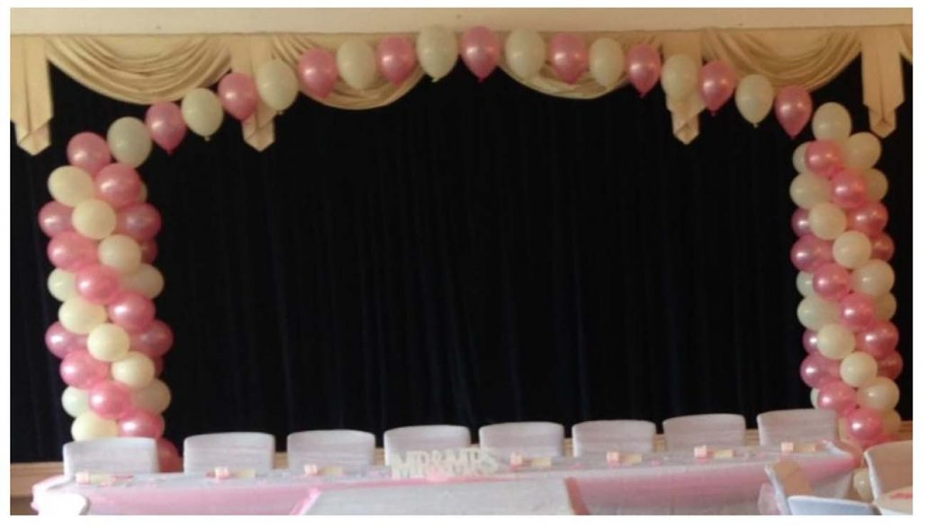 Wedding And Party Balloons Sians Special Occasions